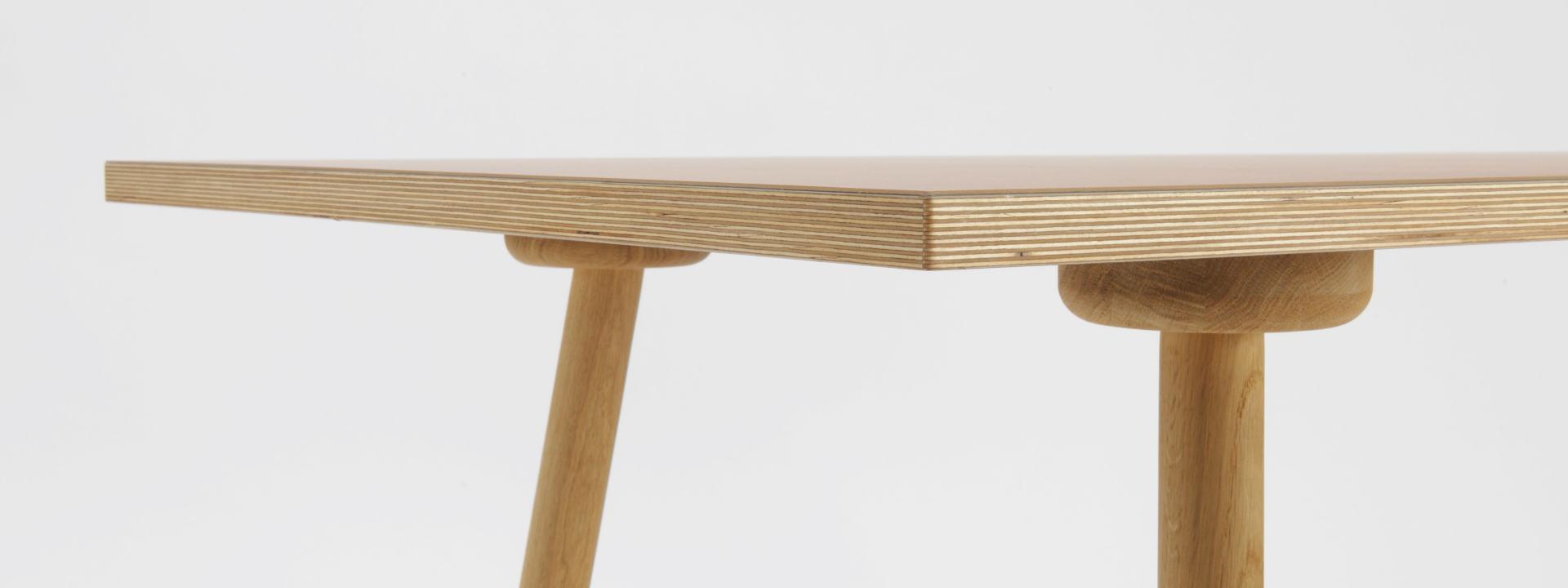 basic linoleum table top by faust linoleum tabletops faust linoleum lino table top. Black Bedroom Furniture Sets. Home Design Ideas