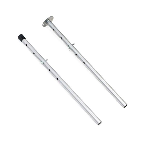 Height adjuster for E2 table frame (long), Accessories, Accessories for E2 table stands