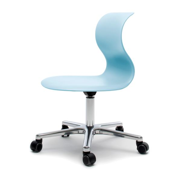 Pro 6 Swivel Chair Aluminium, Seating Systems, Office chair, Office chairs, Revolving chair, Revolving chairs