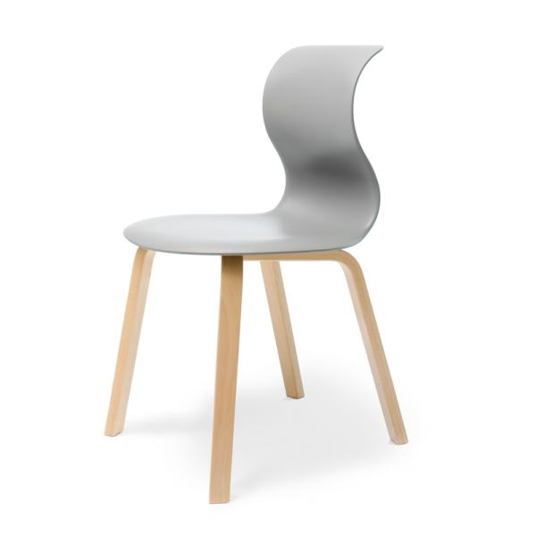 PRO 6 Wooden Frame, Seating Systems, Office chair, Office chairs, Chair, Chairs, Wood