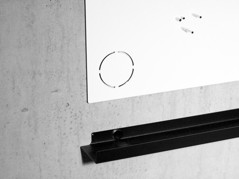 Pinnwand Ablage, Büro & Zuhause, Zubehör für Magnetpinnwand, Zubehör für Magnettafel, Pinnwandablage