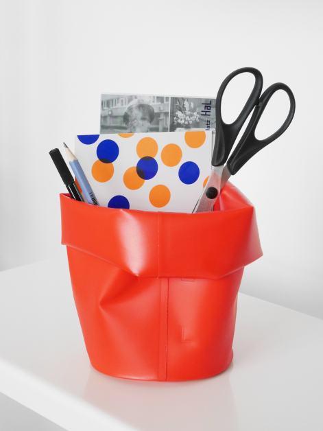 Roll-Up Behälter XS (3L), Office, Aufbewahrung, Behälter