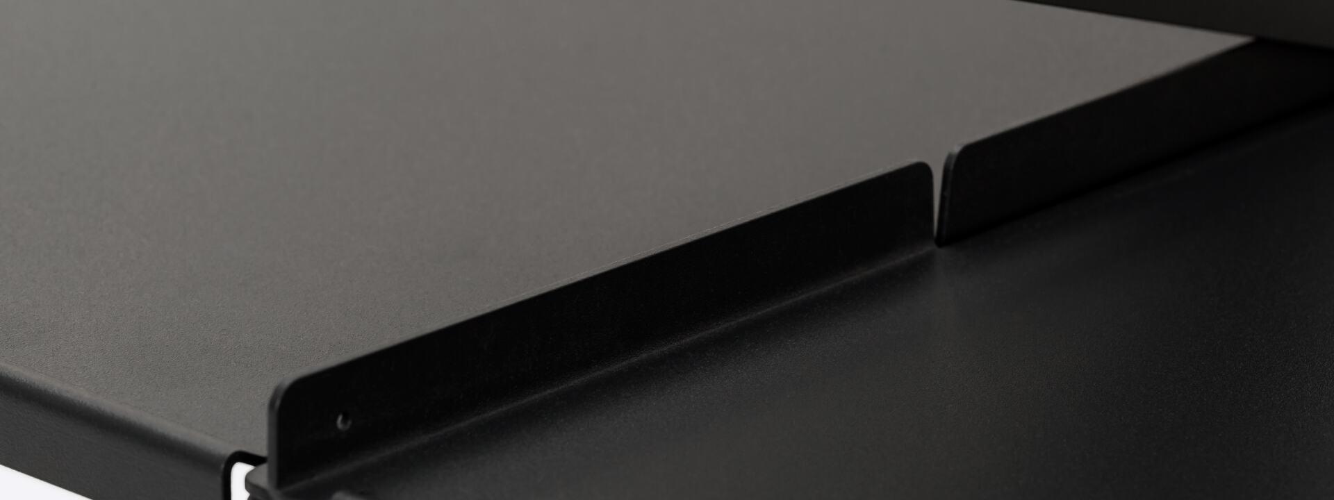 Plusminus Linoleum Shelf, Shelving System, Storage, shelves, office shelves, Linoleum, 3D, configure shelving system, shelving system