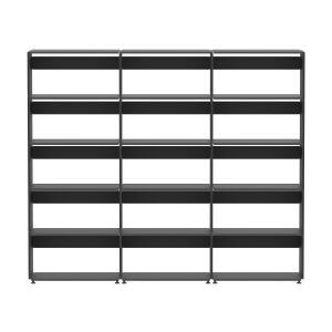 Plusminus Linoleum Regal, Regalsystem, Aufbewahrung, Regal, Büroregal, Linoleum, 3D, Regalsystem konfigurieren, Regalsystem
