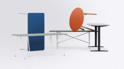 Tische, Tischgestelle, Linoleum Tischplatte, Tischgestell, Tischbeine, Sonderanfertigung, Schreibtischplatte, Linoleum Tischplatten auf Maß